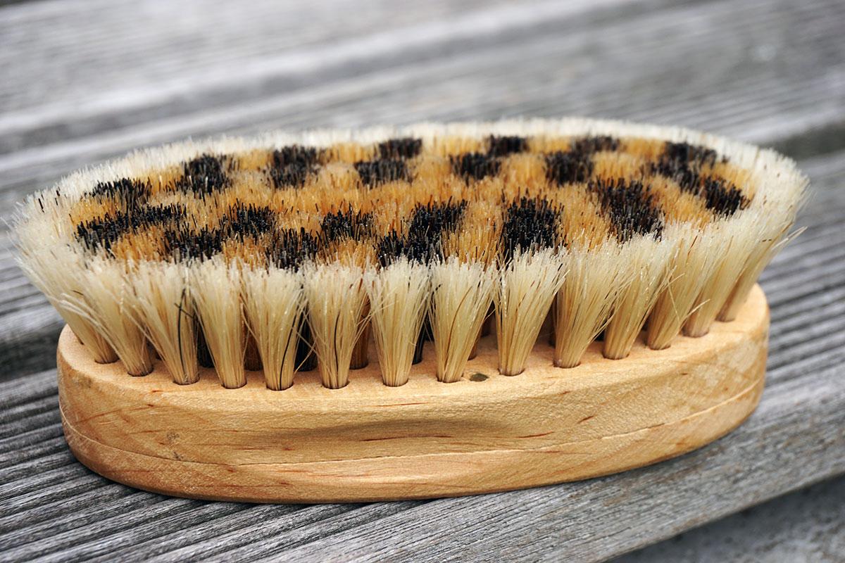 Naturalne włosie z dzika