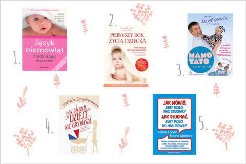 Książki dla młodych rodziców