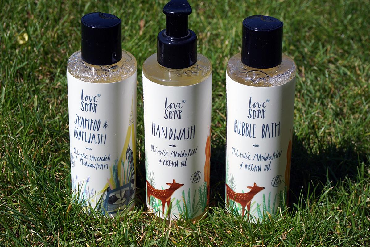 Love Soap – naturalnie
