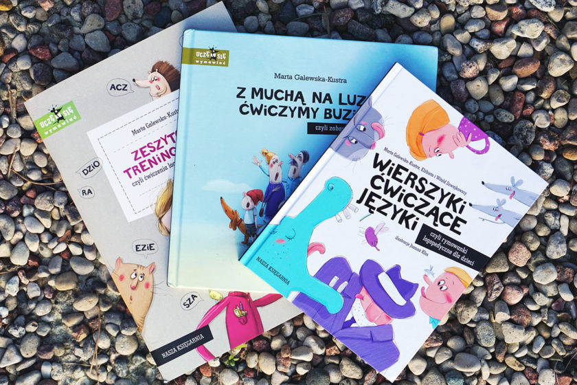 Zabawy językowe dla maluchów