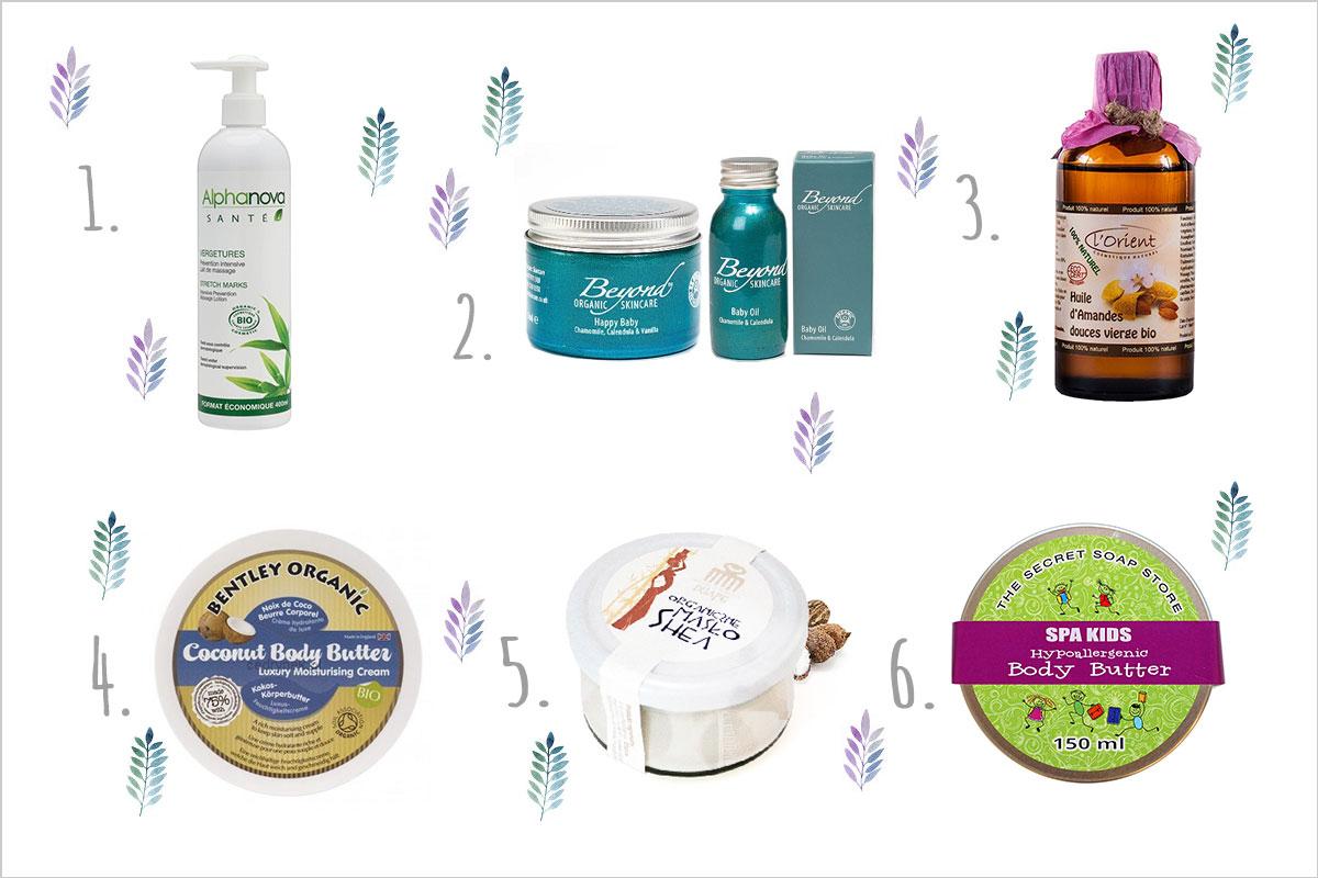 Naturalne kosmetyki dla mamy i niemowlaka