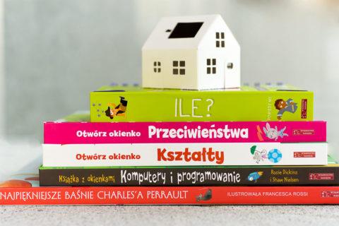Wakacyjne propozycje książkowe dla starszych i młodszych