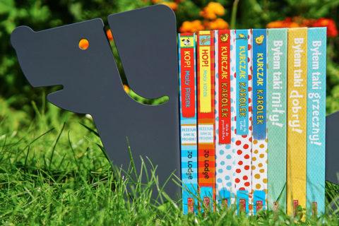 Ruchome książki dla najmłodszych