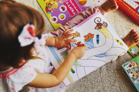 Edukacyjne propozycje dla dwulatka