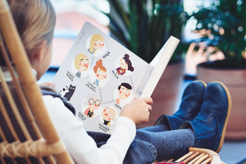 Biblioteczka przedszkolaka